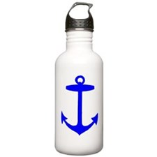 anchor large filled in Water Bottle