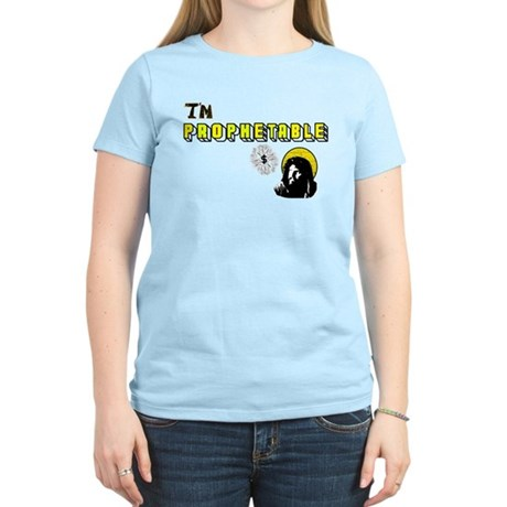 I'm Prophetable Women's Light T-Shirt