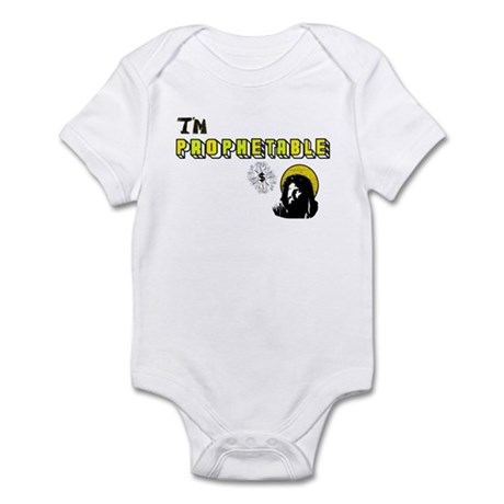 I'm Prophetable Infant Bodysuit
