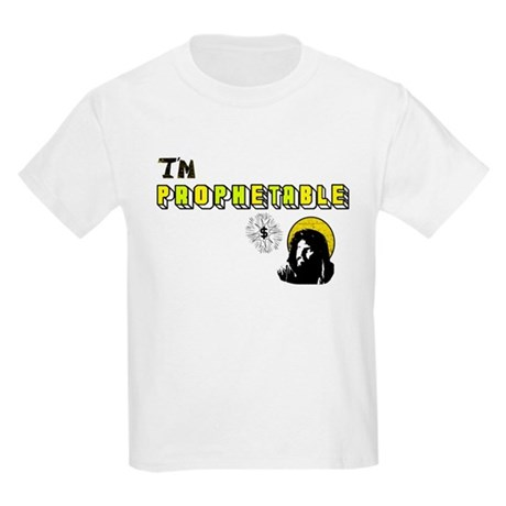 I'm Prophetable Kids Light T-Shirt