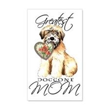 wheaten-mom1 Wall Decal