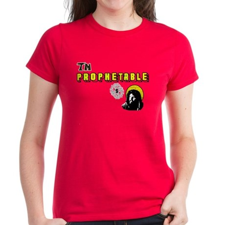 I'm Prophetable Women's Dark T-Shirt