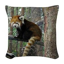 Xia Woven Throw Pillow