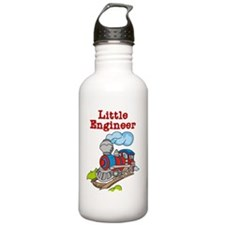 Little Engineer Water Bottle