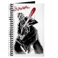 Hell House of Horror's Leatherface Journal