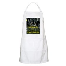 You are being watched! Apron