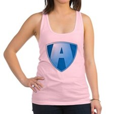 Super A Design Racerback Tank Top