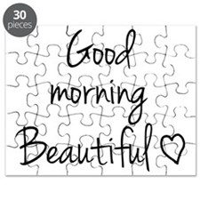 Good morning Beautiful Puzzle