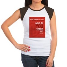 Large What Do You Stand Tee