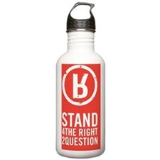 Small Stand Up Poster  Water Bottle
