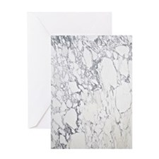 Marble Journal Greeting Card
