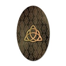 Triquetra - iPhone4 wallet a Wall Decal