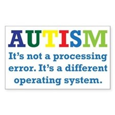 Autism awarness Decal