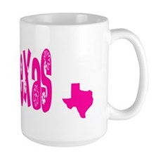 Made In Texas (pink) Mug