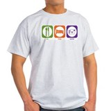 Eat Sleep Courier T-Shirt