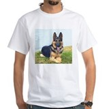 GSD with slogan Shirt