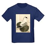 Swallow Pigeon Kids Dark T-Shirt