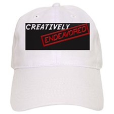 Creatively Endeavored logo 2013 Baseball Cap