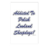Lowland Addicted Postcards (Package of 8)