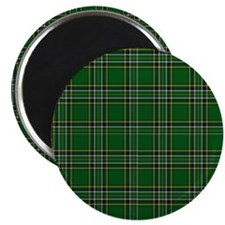 Irish National Tartan Magnet