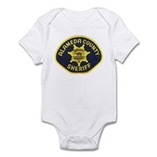 Alameda County Sheriff Infant Bodysuit