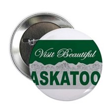 "Visit Beautiful Saskatoon, Sa 2.25"" Button (10 pac"