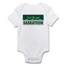 Visit Beautiful Saskatoon, Sa Infant Bodysuit