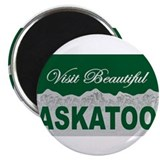 Visit Beautiful Saskatoon, Sa Magnet