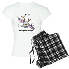 Fear The Jackalope Pajamas