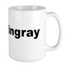 I Love My Stingray Mug