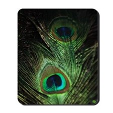 Loma Peacock Mousepad