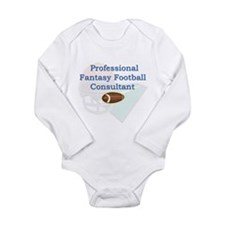 Professional Fantasy Football Consultant Infant Cr