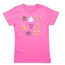 When Pigs Fly Girl's Tee