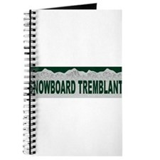 Snowboard Tremblant, Quebec Journal