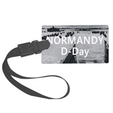 normandy1 Luggage Tag
