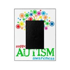 Support Autism Picture Frame