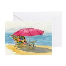 beachMP Greeting Card