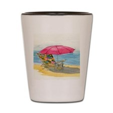 beachMP Shot Glass