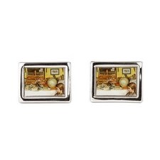 The Reading Room Cufflinks