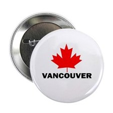 Vancouver, British Columbia Button