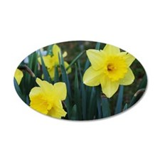 Yellow Daffodils Wall Decal