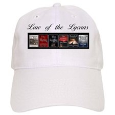 Law of the Lycans book covers Baseball Cap