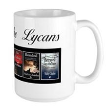Law of the Lycans book covers Mug