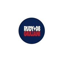 RUDY GIULIANI 08 Mini Button (100 pack)
