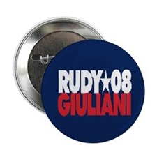 "RUDY GIULIANI 08 2.25"" Button (100 pack)"