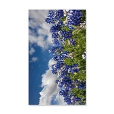 Texas Bluebonnets - 4217v Wall Decal