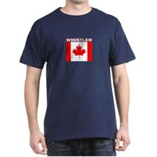Whistler, British Columbia T-Shirt