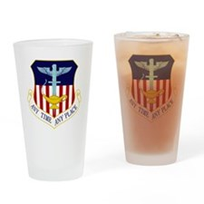 1st SOW - Any Time Any Place Drinking Glass
