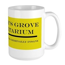 Smiths Grove Sanitarium Bumper Sticker Mug