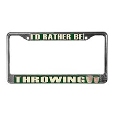 Potter License Plate Frame